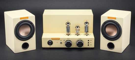 Schrödinger Audio High Performance Vacuum Tube Amplifier